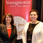 Akron Children's Chief Nursing Officer Inspires Nursing Students at White Coat Event