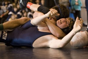How Rashes Are Keeping Some Wrestlers Off The Mats