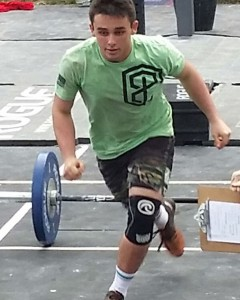 Concussed Teen Re-emerges as CrossFit Prodigy