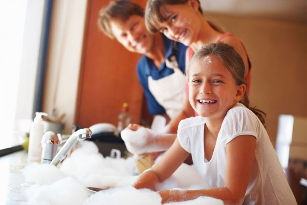 5 strategies to get your whole family organized