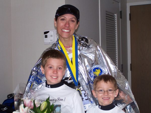Nurse And Her Family Live, Love The Running Life