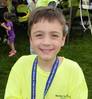 Family Makes Strides For Autism Through Marathon