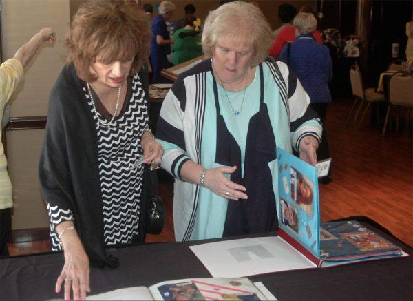 Volunteer milestones celebrated at annual event