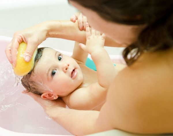 Rub a Dub Dub, Keep Your Baby Safe In The Tub