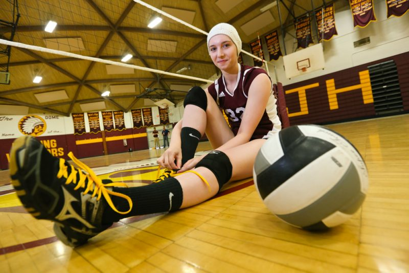 Walsh sophomore plans to 'Lace Up 4 Pediatric Cancer' this September