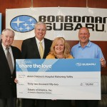 Subaru Share the Love Campaign Raises $32,000 For Akron Children's Mahoning Valley