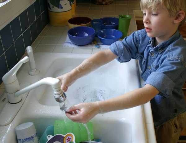 No Vacation From Household Chores: 10 Ways To Get Kids Motivated