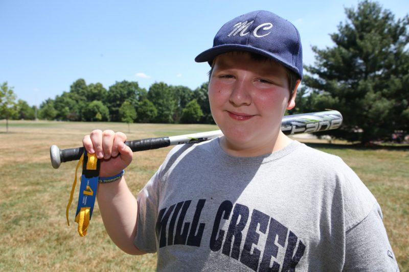 Boardman 6th Grader Named Athlete Advocate For Childhood Cancer Awareness