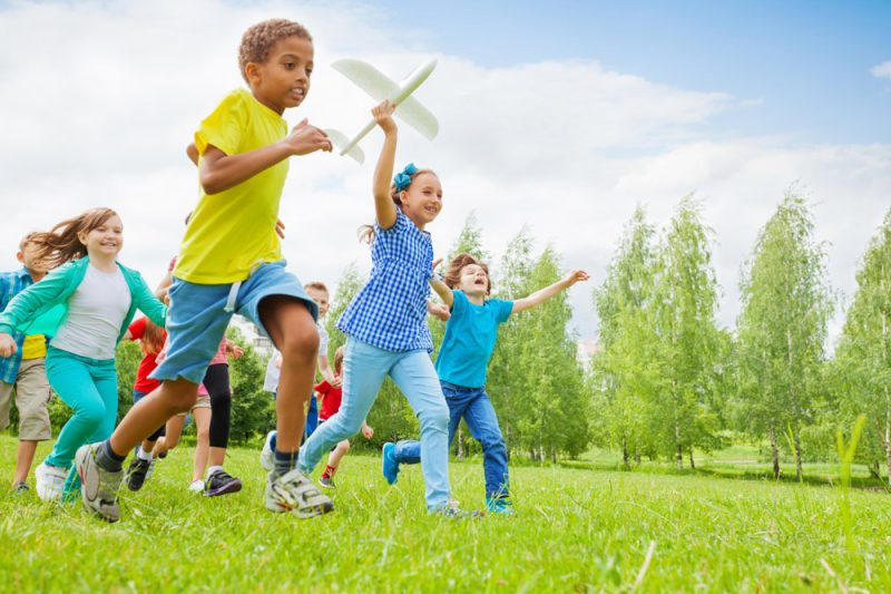 When should you introduce exercise to your child?