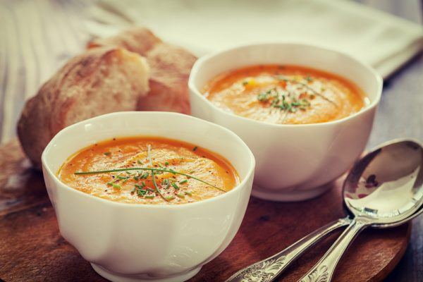 A Delicious Fall Soup Recipe For Pregnant or Nursing Moms