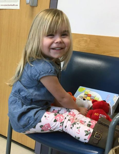 Newborn's Heart Defect Brings Mansfield Family to Akron Children's for 'Loving Care'