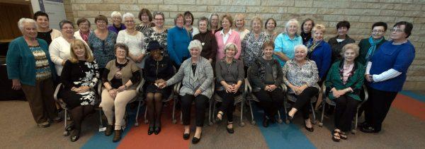 Retired nurses celebrate service, friendships