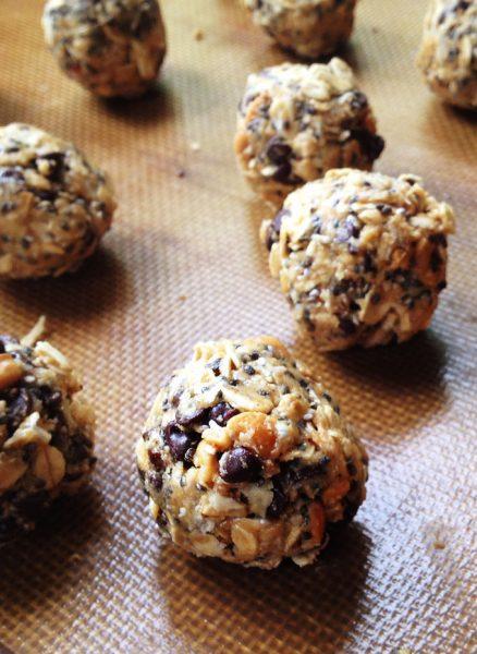 Recipe: Easy No-Bake Protein Energy Bites