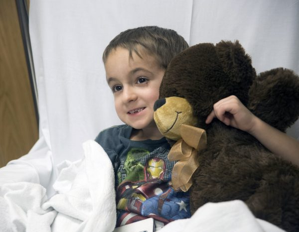 Local Boy with Duchenne Muscular Dystrophy Begins Promising Gene-targeted Therapy