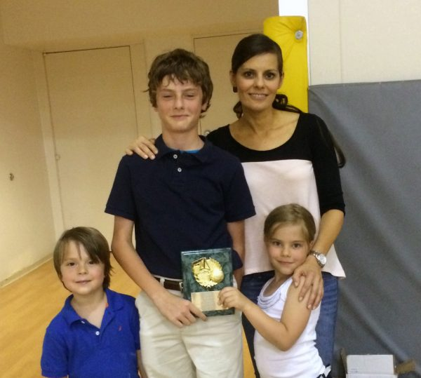 Tommy's Story of Strength, Courage While Fighting Brain Cancer