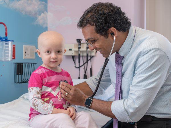Adventurous Spirit Drives Hematologist/Oncologist
