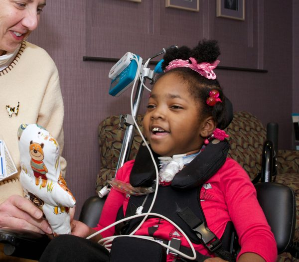 Meet Naiima: Special Needs for a Very Special Girl