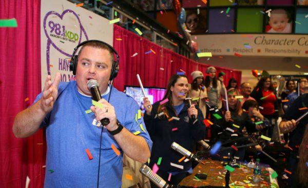 Radiothon raises $551,886 and surpasses $10 million historic fundraising mark