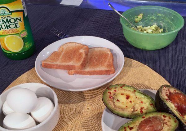 Recipe: Avocado Egg Salad