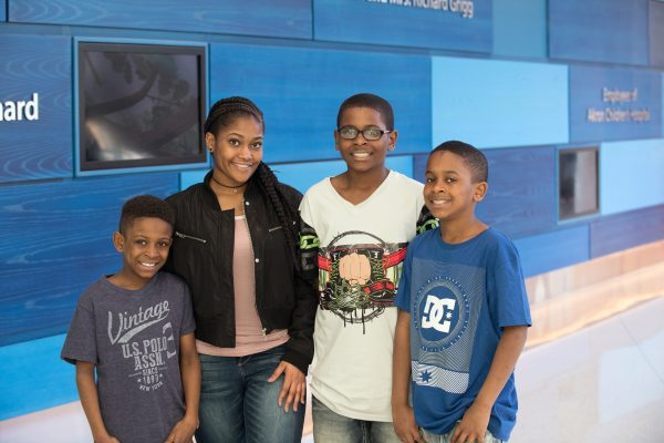 West Akron Family is 1 of Many to Benefit From Hospital Focus on Asthma Care