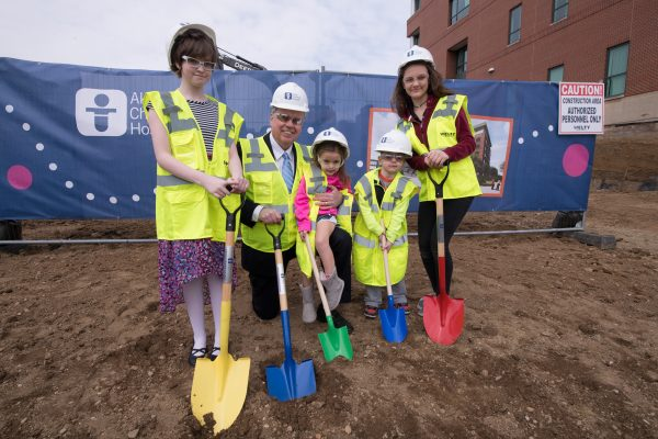 Breaking New Ground – Hospital Expansion Officially Begins