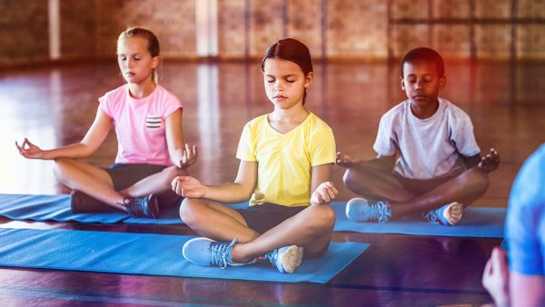 Yoga Offers Benefits for the Mind and Body – VIDEO
