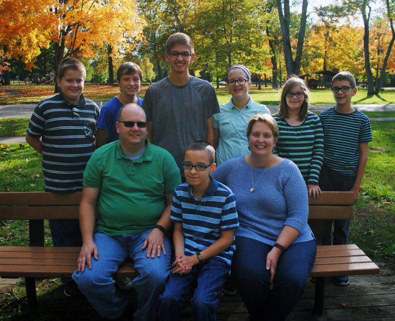 Autism Awareness is 24/7/365 at Hanselman Septuplets' House
