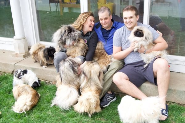 It's a Dog's Life for Dr. Brett Luxmore