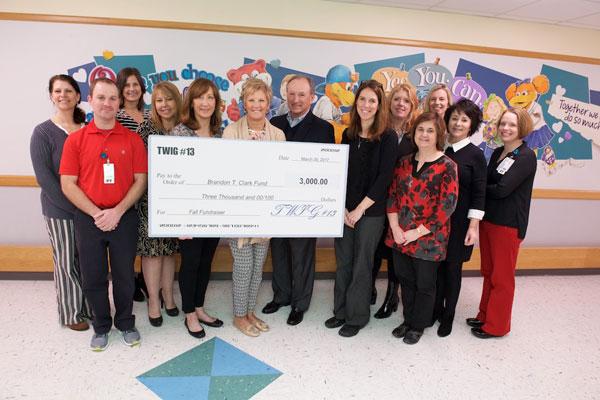 West Akron TWIGS group raises money to support unmet rehab needs