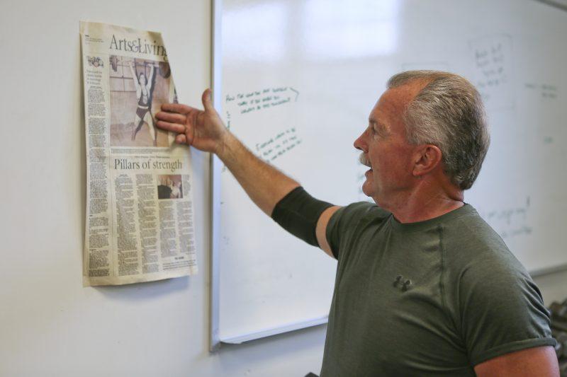 Still Pumping Iron: Tim Smith Beat Cancer 5 Decades Ago