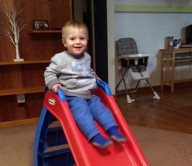 Carter's story with giant congenital melanocytic nevus