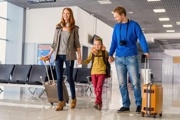 Up in the Air about Flying with Your Child with Diabetes? Read These Tips.