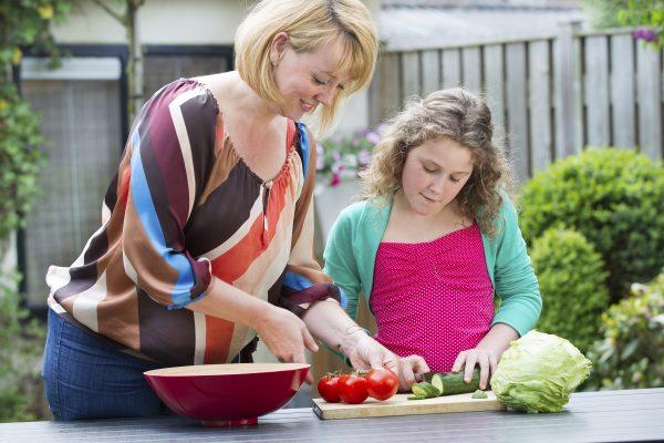 Managing Type 2 Diabetes is a Family Effort