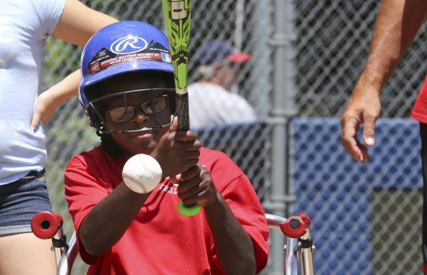 Baseball With A Heart