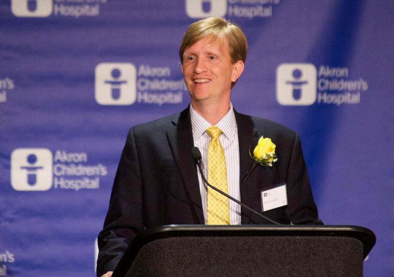 Celebrating Akron Children's Hospital's 'champions'