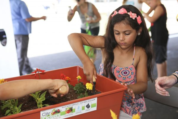 Naturefest Offered a Sneak Peek at the Beeghly Campus Expansion