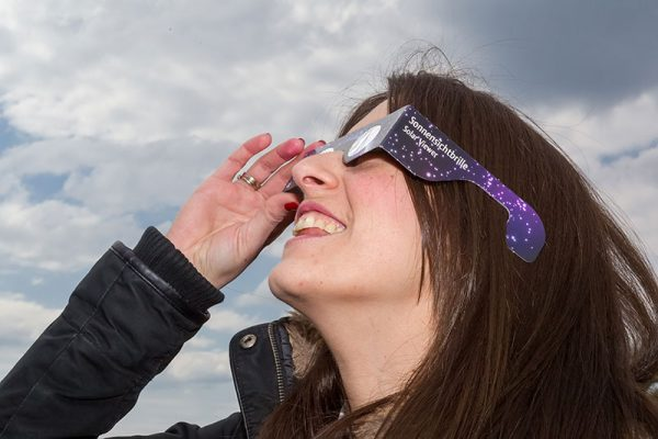 Ensuring safe solar eclipse viewing for all ages