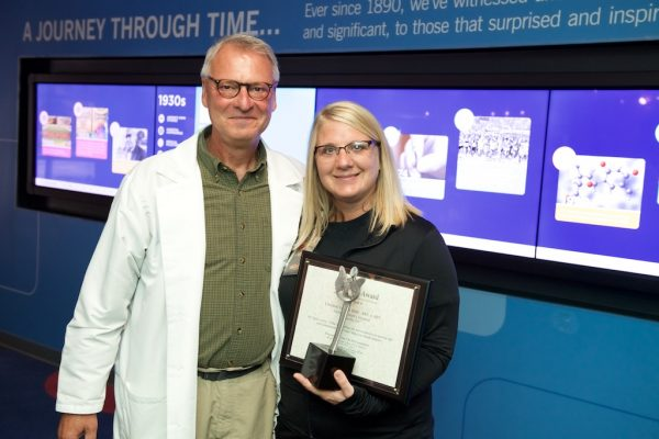 Mahoning Valley respiratory therapist honored with national award