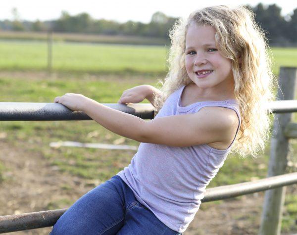 Kidney disease doesn't deter athletic 7 year old