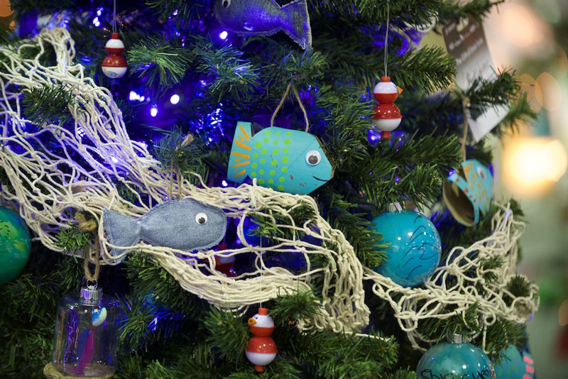 Holiday Tree Festival spotlight: Gone Fishin' for Austin