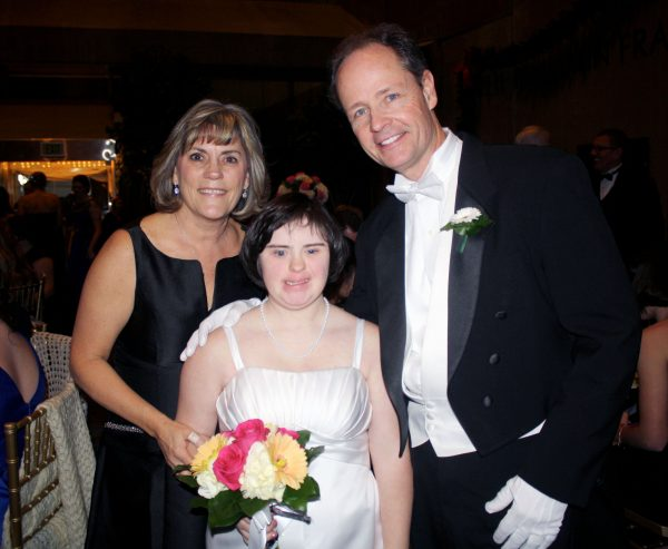 115th annual Charity Ball is a big step for debutante with special needs