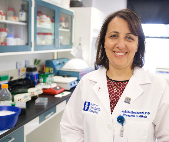 Akron Children's researchers study enzyme replacement therapy for pediatric glaucoma