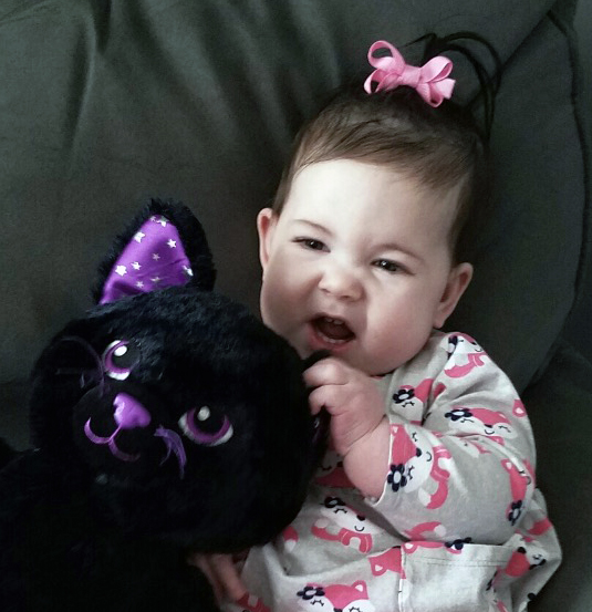 A medical mystery unraveled, Addyson Staup is thriving