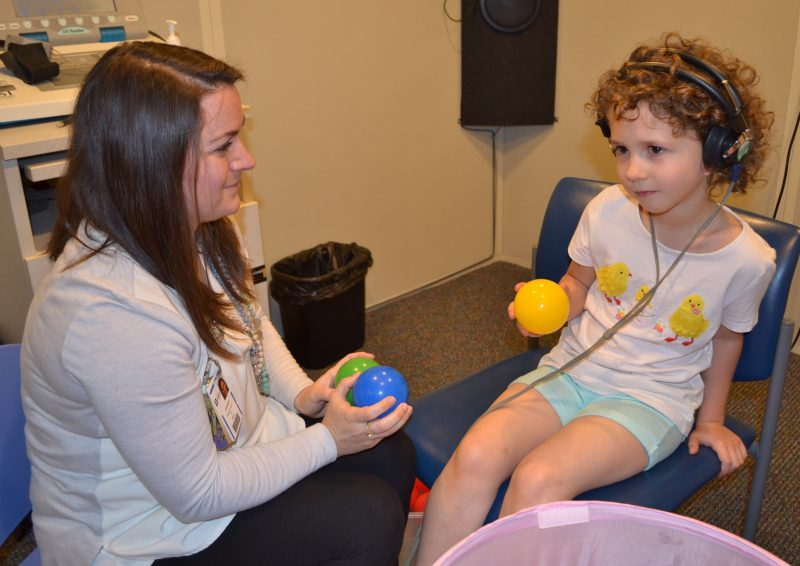 Hearing loss doesn't stop Elyse from spreading sunshine
