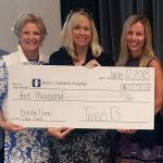 TWIG group donates $10,000 to rehabilitation fund