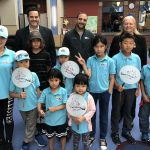 Hospital welcomes Chinese school students for cultural immersion experience