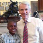 Cancer survivor Donovan, 9, leaves lasting impression on D.C. legislators