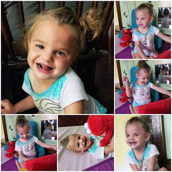 """""""Norah Princess Warrior"""" inspires mother and others"""