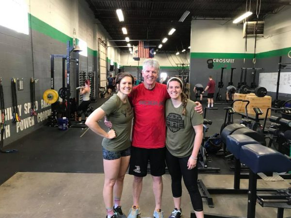 CrossFit eases workday worries and builds endurance for social worker