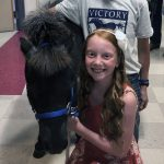 Girl reunites with Burn Institute team who helped her recover from Stevens-Johnson Syndrome – and the little pony who played a big role
